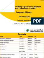 May-17 DOIRC Minutes