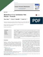 Bio Markes in Psoriasis