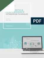 Informatica Performance optimization techniques