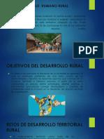 1. El Planeamiento en Desarrollo Rural Humano