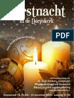 Poster Kerstnachtdienst 2018 v4 Poster