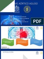 Sindrome Aortico Agudo - Congreso- 2018