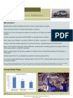 Automotive Industry Profile