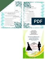 Daloy Ng Programa(Closing Buwan Ng Wika 2018)