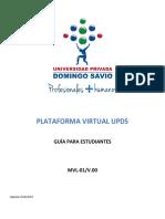 PLATAFORMA VIRTUAL UPDS - Guía para estudiantes.pdf
