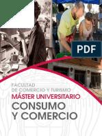 Máster Universitario Consumo y Comercio