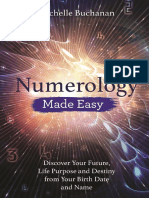 Numerology Made Easy - Michelle Buchanan