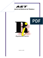 regulamento interno tondela 2007