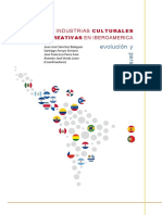 Las Industrias Culturales y Creativas en Iberoamérica
