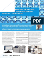 Is Low Field NMR Now a Must Have
