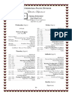 02 Choral Explosion Master Schedule