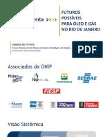 Apresentação da Gerente de Petróleo, Gás e Naval da Federação das Indústrias do Estado do Rio de Janeiro (Firjan) e Superintendente-Geral da Organização Nacional da Indústria do Petróleo (ONIP), Karine Fragoso.