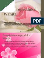 Sistem Reproduksi Wanita Kelompok5