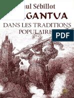 Paul Sébillot 「Gargantua dans les Traditions Populaires」.pdf