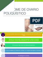 Síndrome de Ovario Poliquístico Okkk