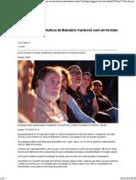 VARELA Lei Incentivo Balneário Camboriú Prêmio