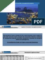 Apresentação do Subsecretário da Secretaria de Estado de Transportes (SETRANS), Delmo Pinho