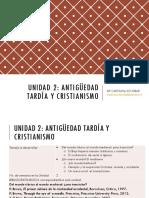 02 Antigueedad Tardia y Cristianismo 01
