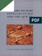 modern-muslim-intellectual-and-the-quran-suha-taji-faruki-ed