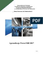 4. Acabado PMill 2017
