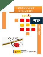 Informe Sobre El Homicidio España 2010-2012 Web 126180931