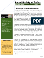 BDS May2011 Newsletter