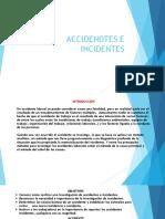 Accidendtes e Incidentes