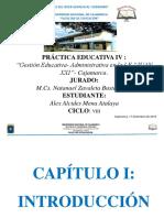 Practica Educativa IV de Alex Mena Diapocitivas .