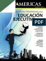 Revista EducaAmericas, diciembre de 2010, Edición 3