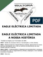 Eagle Eléctrcas Limitada Apresentação 2018