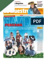 La fe sin frontera, navidad peruana