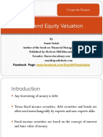 Bond and Equity Valuation_Final