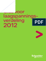 Gids voor laagspanningsverdeling 2012