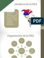 Estados Miembros de La OEA