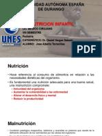 MALNUTRICION INFANTIL