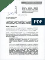 Congreso aprobó dictamen que descarta Mi Agro y reflota Agrobanco