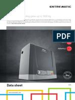 Ditec Neos Data Sheet En
