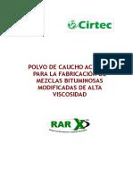 Presentación RARx