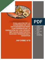 informe antioxidantes