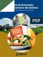 Manual de Orientação Sobre Receituário Agronômico