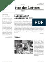 La Lettre Des Lettres n19