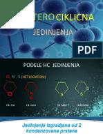 Heterociklicna jedinjenja