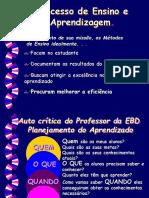 Processo de Ensino
