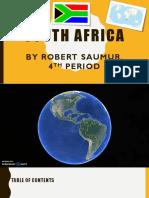 181204 south africa project - robert saumur