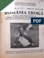 Romania Eroica anul VI, nr. 10 -11, feb. - martie 1943
