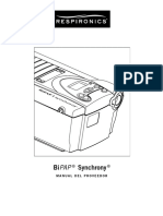 BiPAP Synchrony, Spanish