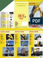 Hyva Lifting Serie Hbr Brochure