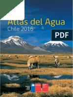 Atlas Del Agua - Chile 2016