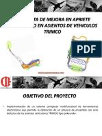 TRIMCO ELECTRONICAS PROPUESTA