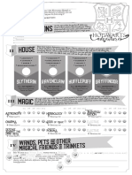 HP Character Sheet
